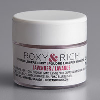 Roxy & Rich 2.5 Gram Lavender Lustre Dust