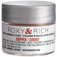 Roxy & Rich 2.5 Gram Copper Sparkle Dust