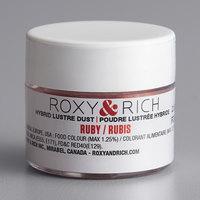 Roxy & Rich 2.5 Gram Ruby Lustre Dust