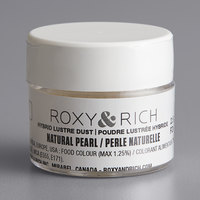 Roxy & Rich 2.5 Gram Natural Pearl Lustre Dust