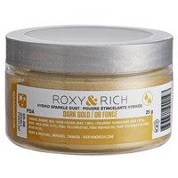 Roxy & Rich 25 Gram Dark Gold Sparkle Dust