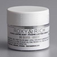 Roxy & Rich 2.5 Gram Nu Silver Lustre Dust