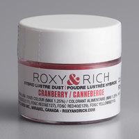 Roxy & Rich 2.5 Gram Cranberry Lustre Dust