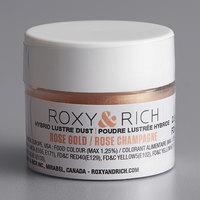 Roxy & Rich 2.5 Gram Rose Gold Lustre Dust