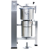 Robot Coupe Blixer 23 Vertical Food Processor with 24 Qt. Stainless Steel Bowl and Two Speeds - 6 hp