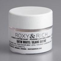 Roxy & Rich 2.5 Gram Satin White Lustre Dust