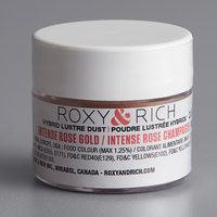 Roxy & Rich 2.5 Gram Intense Rose Gold Lustre Dust