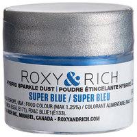 Roxy & Rich 2.5 Gram Super Blue Sparkle Dust