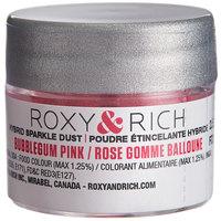 Roxy & Rich 2.5 Gram Bubble Gum Pink Sparkle Dust