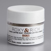 Roxy & Rich 2.5 Gram Bronze Lustre Dust
