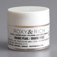 Roxy & Rich 2.5 Gram Orange Pearl Lustre Dust