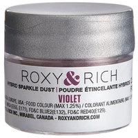Roxy & Rich 2.5 Gram Violet Sparkle Dust