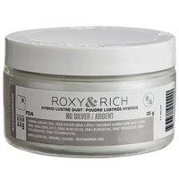 Roxy & Rich 25 Gram Nu Silver Lustre Dust