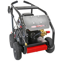 Simpson 65212 Super Pro Pressure Washer with Roll Cage, Vanguard Engine, and 50' Hose - 4000 PSI; 5 GPM