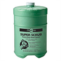 Kutol Pro 4507 Super Scrub Citrus Scented Heavy-Duty Hand Cleaner with Scrubbers Flat Top 1 Gallon Container - 4/Case