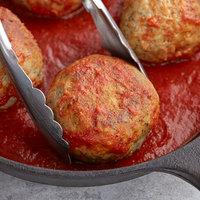 Fontanini Mamma Ranne's 6 oz. Italian Style Beef / Pork Meatballs - 10 lb.