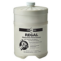 Kutol Pro 5207 Regal Neutral Scented Heavy-Duty Extra Mild Hand Cleaner with Natural Scrubbers Flat Top 1 Gallon Container - 4/Case