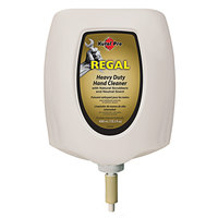 Kutol Pro 5268 Regal Neutral Scented Heavy-Duty Extra Mild Hand Cleaner with Natural Scrubbers 4000 mL Cartridge for Kutol DuraView Dispenser - 2/Case