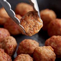 Fontanini 0.5 oz. Beef Dinner Balls - 10 lb.