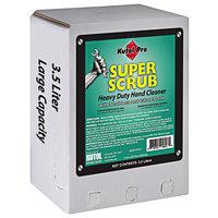 Kutol Pro 4553 Super Scrub Citrus Scented Heavy-Duty Hand Cleaner with Scrubbers 3.5 Liter / 3500 mL Cartridge for Kutol Capacity Plus Dispensers