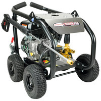 Simpson 65201 Super Pro Pressure Washer with Roll Cage, Kohler Engine, and 25' Hose - 3600 PSI; 2.5 GPM