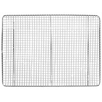 "12"" x 16"" Half-Size Footed Cooling Rack for Bun / Sheet Pan"