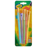 Crayola 53506 Art and Craft 5-Assorted Color Brush Set