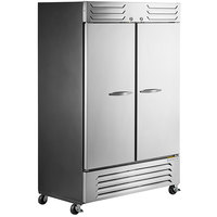 Beverage-Air SR2HC-1S Slate Series 52 inch Solid Door Reach-In Refrigerator