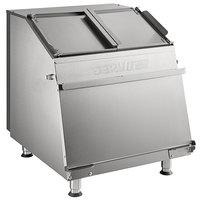 ServIt ECW26 26 Gallon First-In First-Out Chip Warmer / Merchandiser - 120V, 1500W
