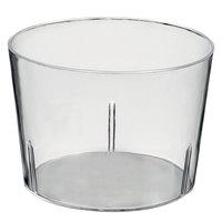 Solia GC18137 Bodega 6.8 oz. Clear Plastic Cup   - 200/Case