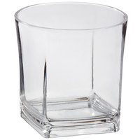 Solia GC19070 Mini Whisky 2 oz. Clear Plastic Cup   - 200/Case