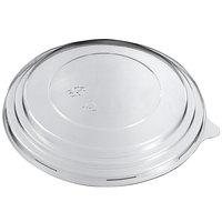 Solia ES31278 Clear Plastic Lid for 25.3 oz. and 33.8 oz. Kraft Salad Bowls - 300/Case