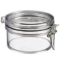 Solia BU60100 Tradition 10.1 oz. Clear Plastic Jar - 60/Case