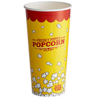 Carnival King 24 oz. Popcorn Cup - 50/Pack