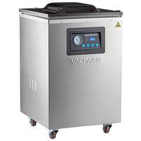 VacPak-It VMC20F Floor Model Chamber Vacuum Packaging Machine with (2) 20 inch Seal Bars