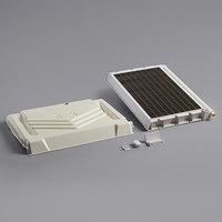 Avantco Ice 19496232 Evaporator Coil for MC500 Half Cube Ice Machine