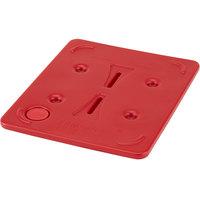 Cambro HP2632444 Cam GoBox® Half Size Red Camwarmer