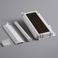 Avantco Ice 19495922 Evaporator Coil for UC160 Full Cube Ice Machine