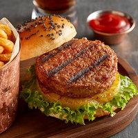 Beyond Meat 4 oz. Plant-Based Vegan Burger Patty   - 40/Case