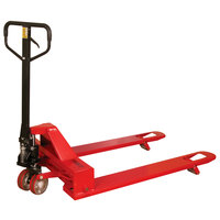 Wesco Industrial Products 273400 4-Way Pallet Truck with 33 inch x 48 inch Forks - 4000 lb. Capacity