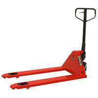 Wesco Industrial Products 273454 CP3 Pallet Truck with 21 inch x 48 inch Forks - 5500 lb. Capacity