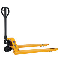 Wesco Industrial Products 272149 Economizer 4400 lb. Pallet Truck with 27 inch x 48 inch Fork