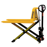 Wesco Industrial Products 272975 3300 lb. Manual Telescoping High Lift Pallet Truck