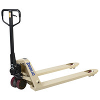 Wesco Industrial Products 272658 CPI Pallet Truck with 27 inch x 36 inch Forks - 5500 lb. Capacity