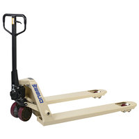 Wesco Industrial Products 272660 CPI Pallet Truck with 27 inch x 48 inch Forks - 5500 lb. Capacity