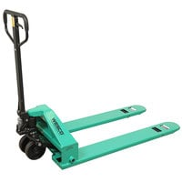 Wesco Industrial Products 278748 CPII Lowboy Pallet Truck with 27 inch x 48 inch Forks - 4400 lb. Capacity