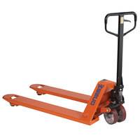 Wesco Industrial Products 272670 CPIIHD Pallet Truck with 27 inch x 48 inch Forks - 6600 lb. Capacity