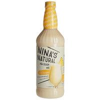Nina's Natural 1 Liter Pina Colada Mix