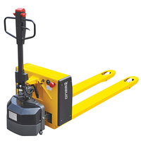 Wesco Industrial Products 273289 3300 lb. Heavy-Duty Semi-Electric Pallet Truck