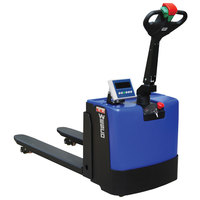 Wesco Industrial Products 273384 2900 lb. Battery Powered Scale Pallet Truck